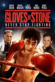 Gloves of Stone Poster