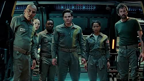 In the near future, a group of international astronauts on a space station are working to solve a massive energy crisis on Earth. The experimental technology aboard the station has an unexpected result, leaving the team isolated and fighting for their survival.