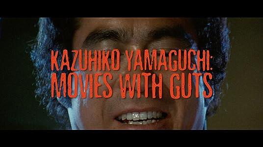 Descargas de películas 3d itunes Kazuhiko Yamaguchi: Movies with Guts  [BDRip] [640x320]