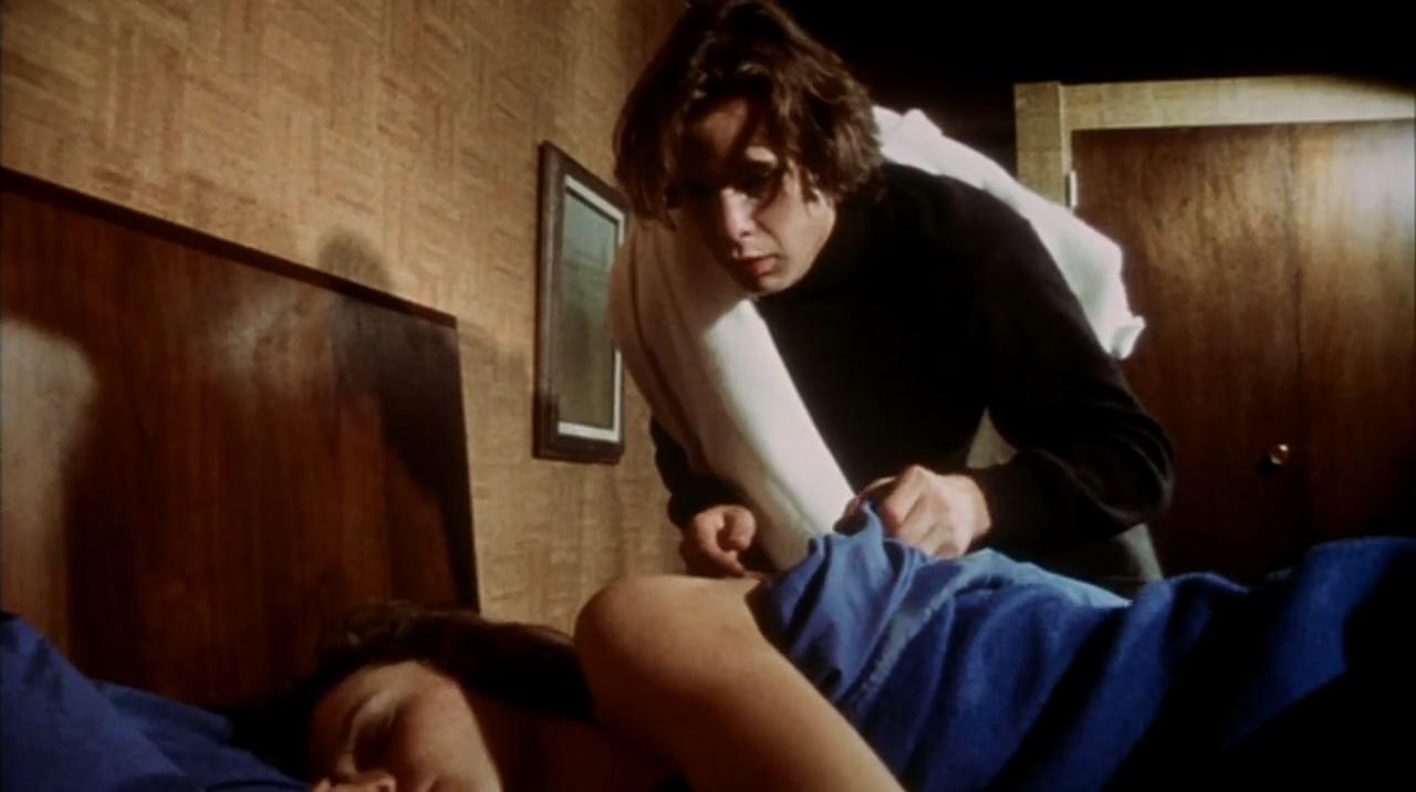 John Amplas and Sara Venable in Martin (1976)