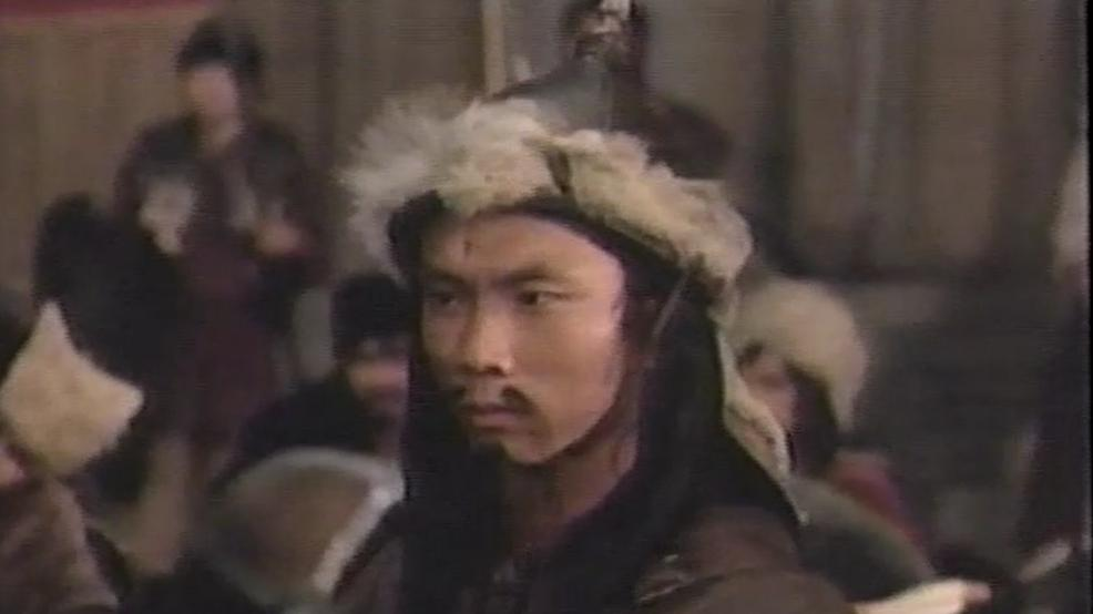 George Chiang in Kung Fu: The Legend Continues (First Temple)