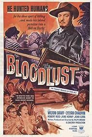 Bloodlust! (1961) Poster - Movie Forum, Cast, Reviews