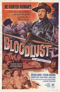 Download movie free online Bloodlust! by Crane Wilbur [Quad]
