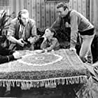 Buster Crabbe, Joel Newfield, Dave O'Brien, Choti Sherwood, and Al St. John in Billy the Kid Wanted (1941)