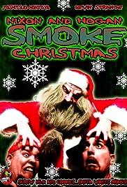 Nixon and Hogan Smoke Christmas Poster