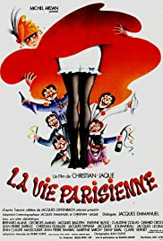 Parisian Life Poster