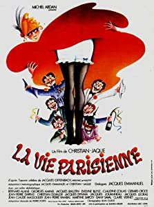 New movies dvdrip download La vie parisienne none [[480x854]