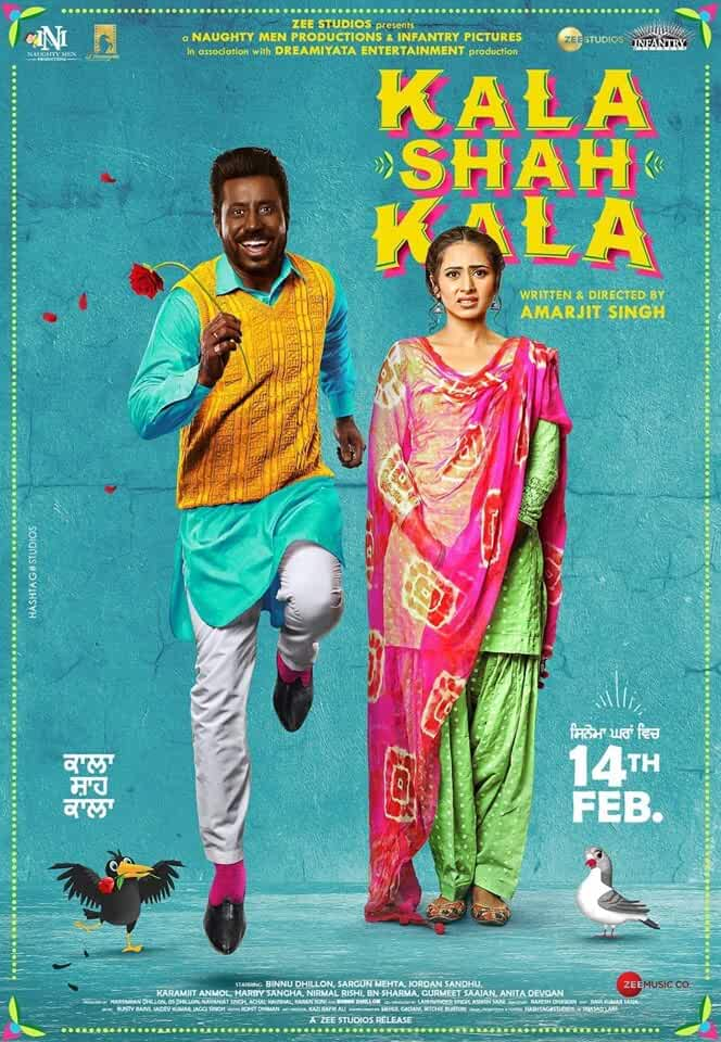 Kala Shah Kala (2019) Punjabi 1CD PreDvDRip x264 [700MB]