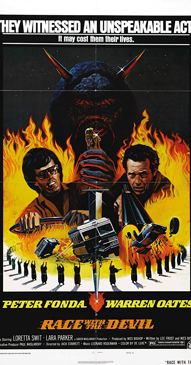 Race with the Devil (1975) - IMDb