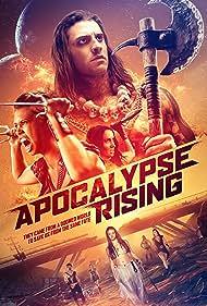 Justin Lebrun, Johanna Rae, Victoria Steadman, Hunter Alexes Parker, Shane Samples, and James R. Frey in Apocalypse Rising (2018)