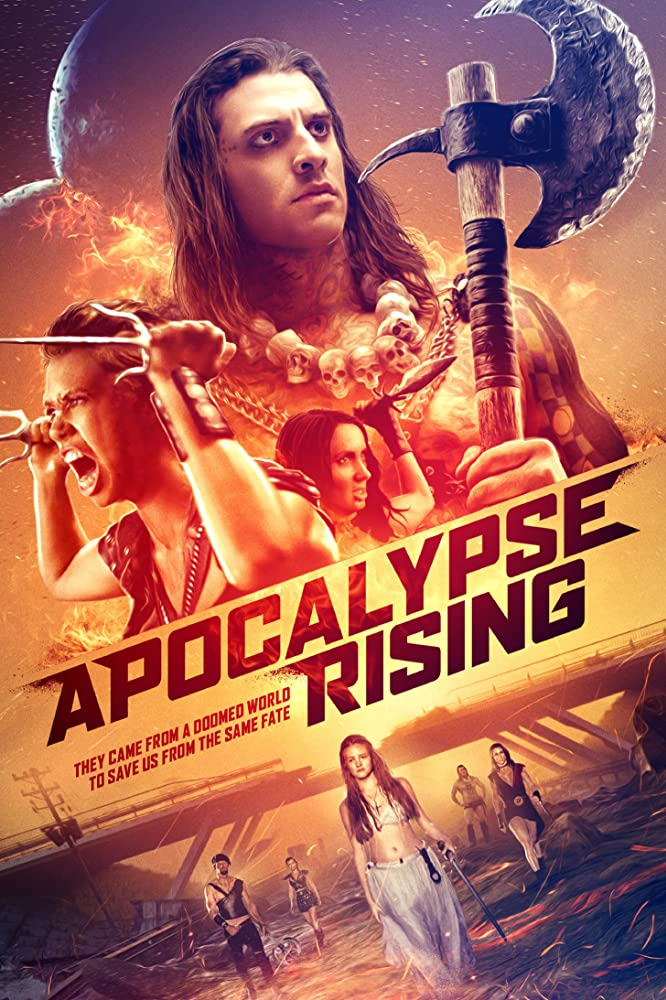 Image Apocalypse Rising (2018) Full Movie Watch Online