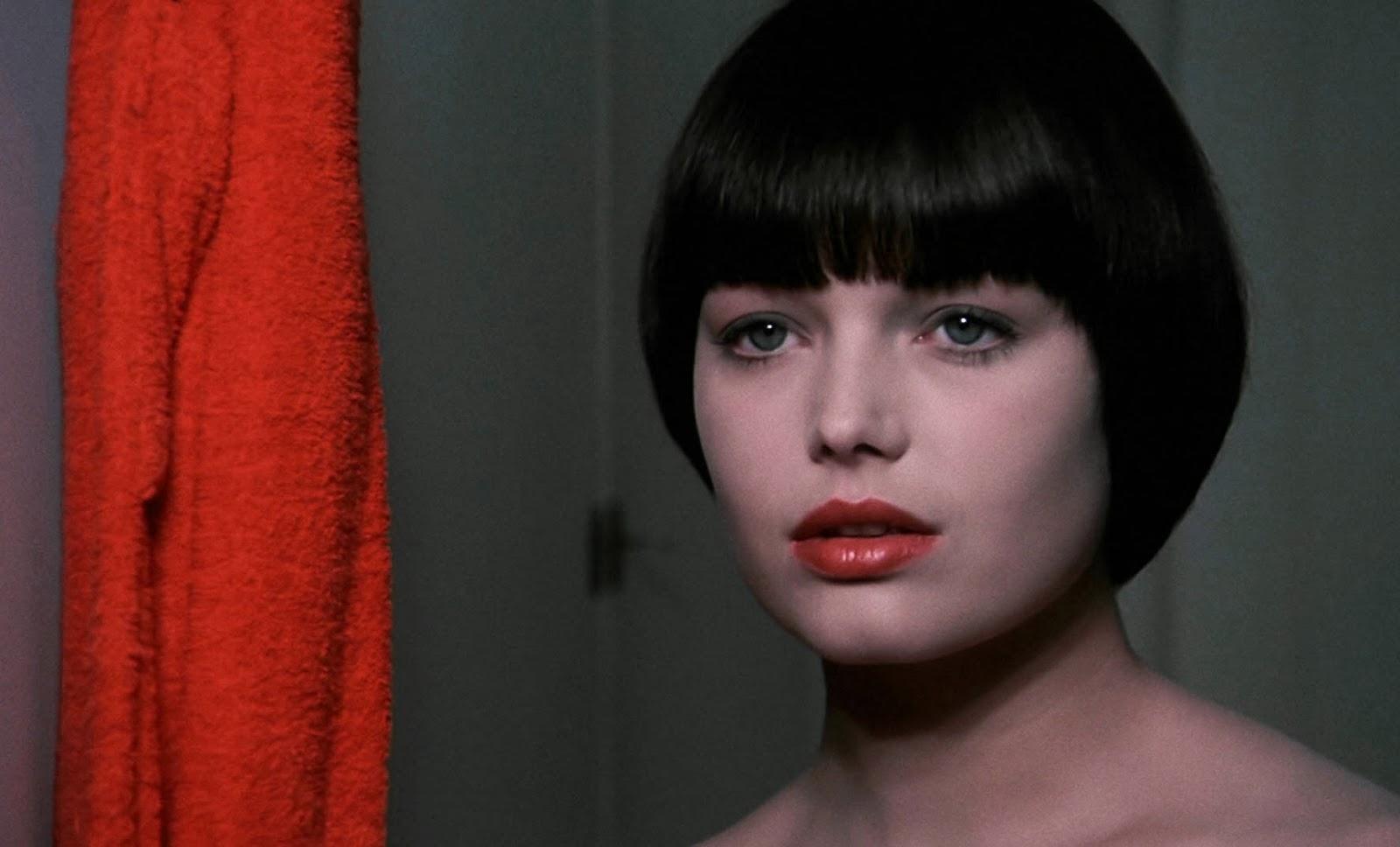 Andrea Rau in Les lèvres rouges (1971)
