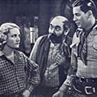Hal Price, Jack Randall, and Lois Wilde in Danger Valley (1937)