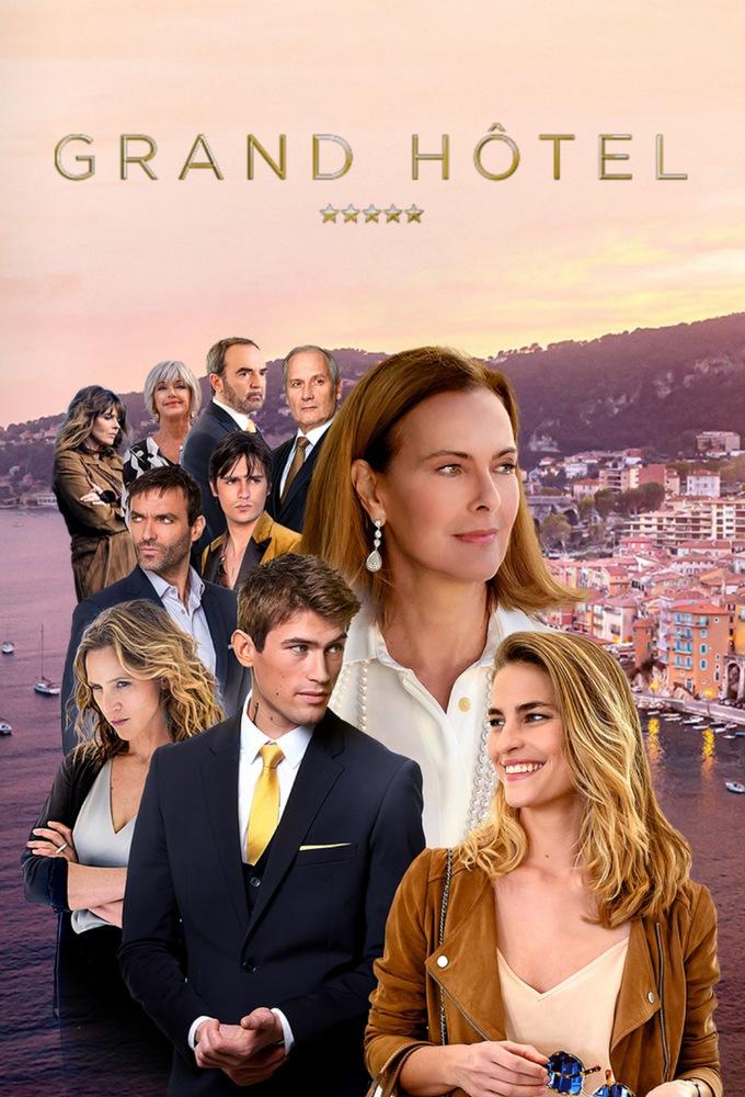 Grand Hotel Tv Mini Series 2020 Imdb