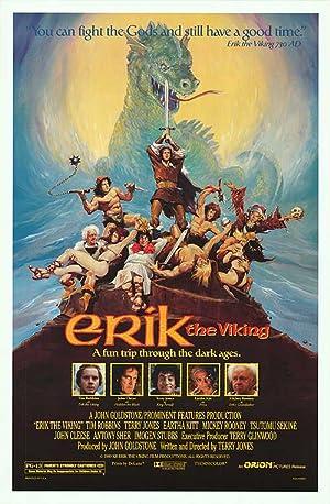 Erik the Viking Poster Image