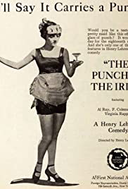 The Punch of the Irish Poster