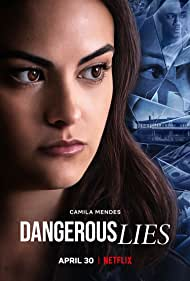 Jessie T. Usher and Camila Mendes in Dangerous Lies (2020)