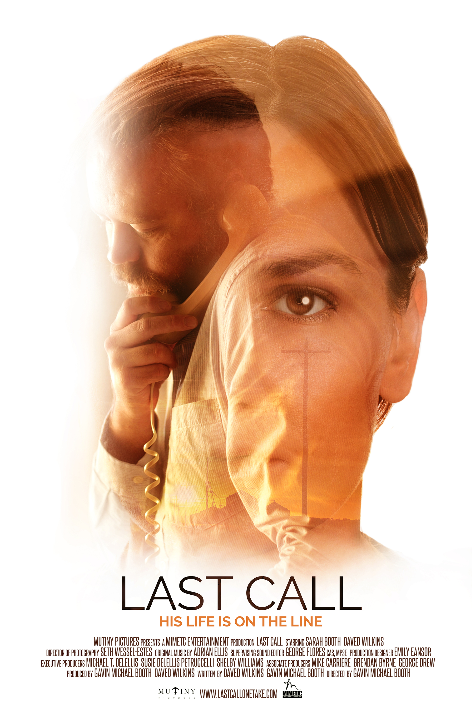 Last Call (2019) Hindi (Voice Over) Dubbed + English [Dual Audio] WebRip 720p [1XBET]