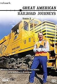 Michael Portillo in Great American Railroad Journeys (2016)