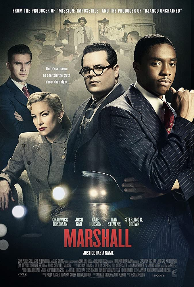 Marshall 2017 Hindi ORG Dual Audio 480p BluRay ESubs 400MB x264 AAC