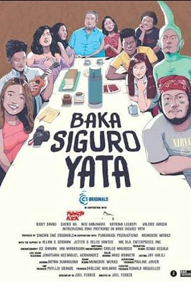 Watch Baka Siguro Yata (2015)