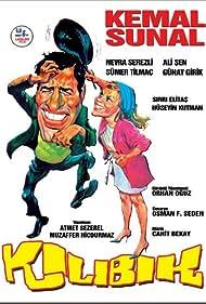 Nevra Serezli and Kemal Sunal in Kilibik (1983)