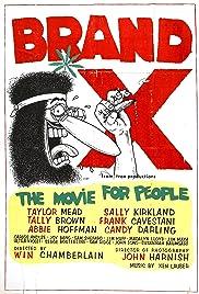 Brand X Poster