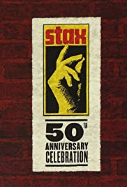 Stax Records 50th Anniversary Concert Poster