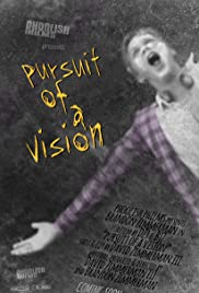 The Pursuit of a Vision Poster
