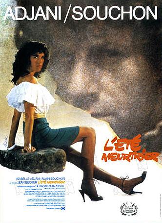 Isabelle Adjani in L'été meurtrier (1983)