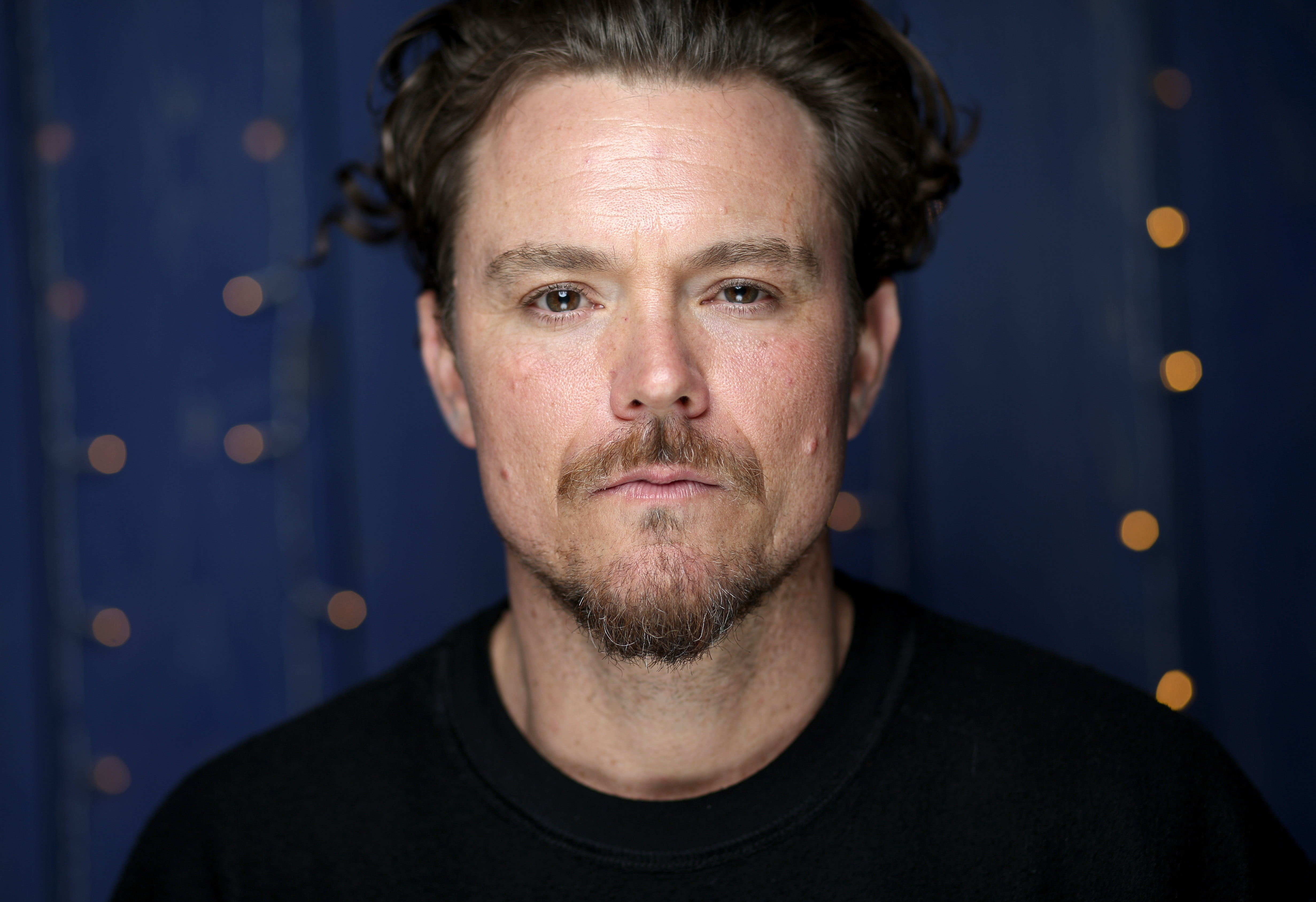 Clayne Crawford at an event for The Killing of Two Lovers (2020)