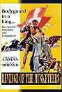 D'Artagnan contro i 3 moschettieri (1963) Poster