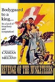 D'Artagnan contro i 3 moschettieri Poster