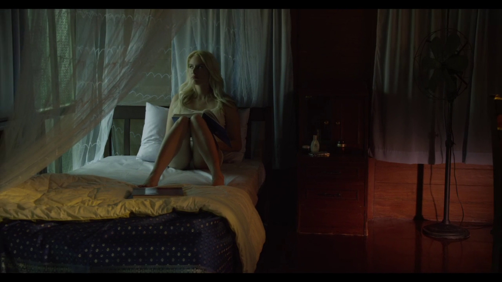 Still of Jackie Moore in Pernicious (2014)