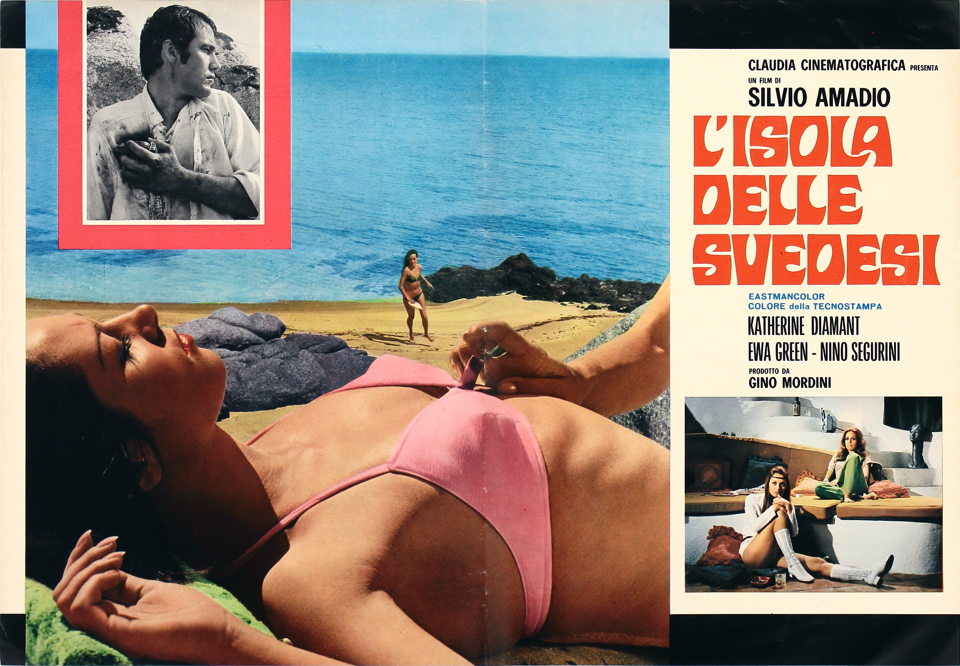 L'isola delle svedesi (1969)