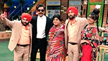 Jolly LLB in Kapil's Show