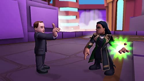 Marvel Super Hero Squad Online: Agent Coulson