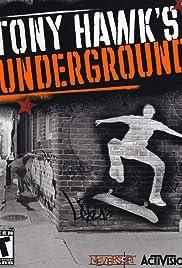 Tony Hawk's Underground Poster