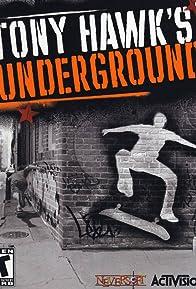 Primary photo for Tony Hawk's Underground