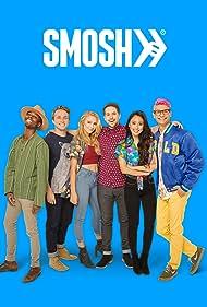 Olivia Sui, Shayne Topp, Ian Hecox, Noah Grossman, Keith Leak Jr., and Courtney Miller in Smosh (2005)