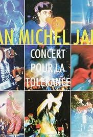 Jean Michel Jarre: Concert pour la tolérance Poster