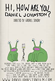 Hi, How Are You Daniel Johnston? Poster