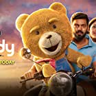 Arya and Sayyeshaa Saigal in Teddy (2021)