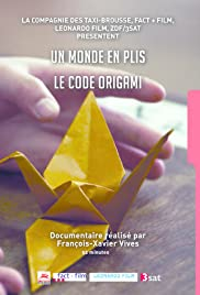Le code origami Poster