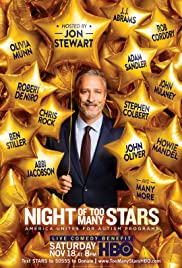 Night of Too Many Stars Poster