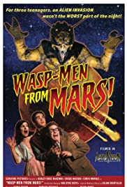 Wasp-Men From Mars Poster