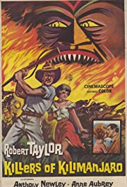 Killers of Kilimanjaro (1959) Poster - Movie Forum, Cast, Reviews