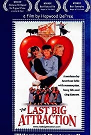The Last Big Attraction Poster