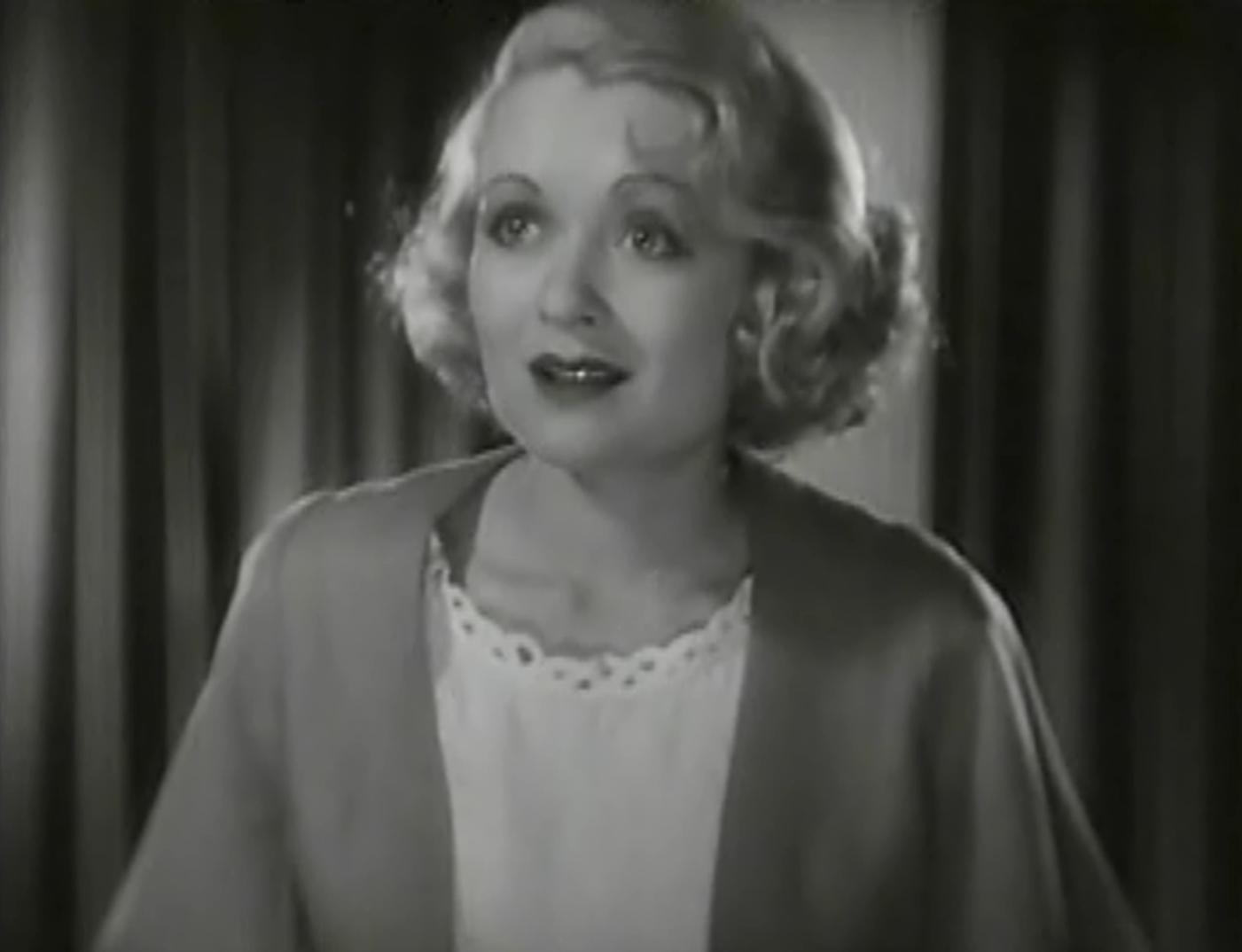 Constance Bennett in What Price Hollywood? (1932)
