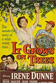 It Grows on Trees(1952) Poster - Movie Forum, Cast, Reviews